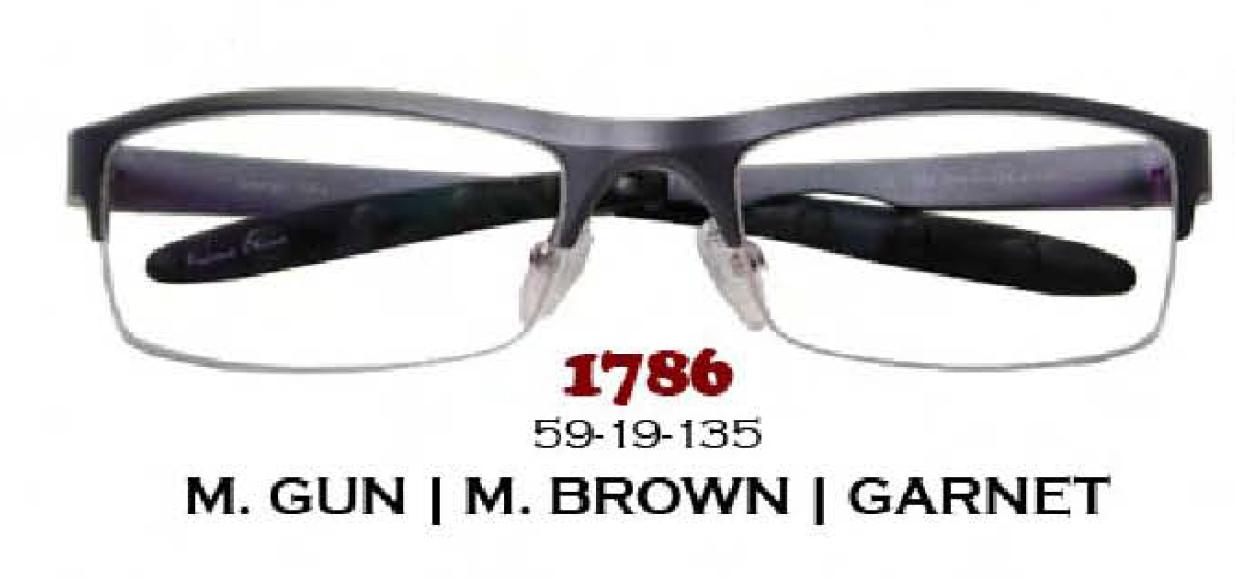 1786  MBN- (Aluminum)