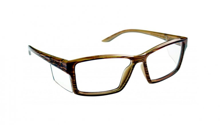 Armourx 5006 - Brown - Build in Side Shield