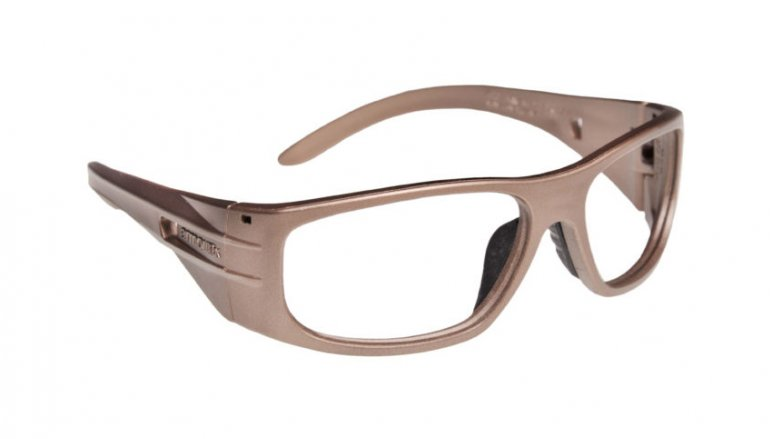 Armourx 6001 - Brown - Build in Side Shield