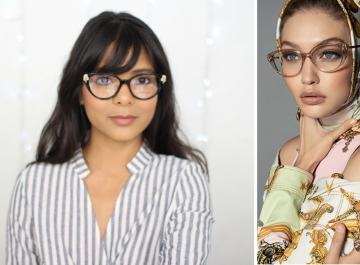 Versace Eyeglasses Houston